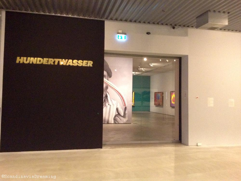 Exposition Hundertwasser Arken Danemark