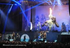 Iron Maiden Copenhell 2014