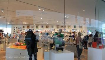 Boutique de l'ARosS à Aarhus