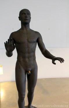 Statue porte bonheur ARos