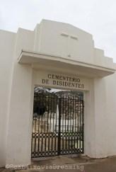 Cimetière des dissidents de Valparaiso