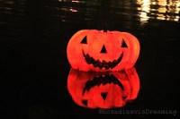 Citrouille d'Halloween à Tivoli