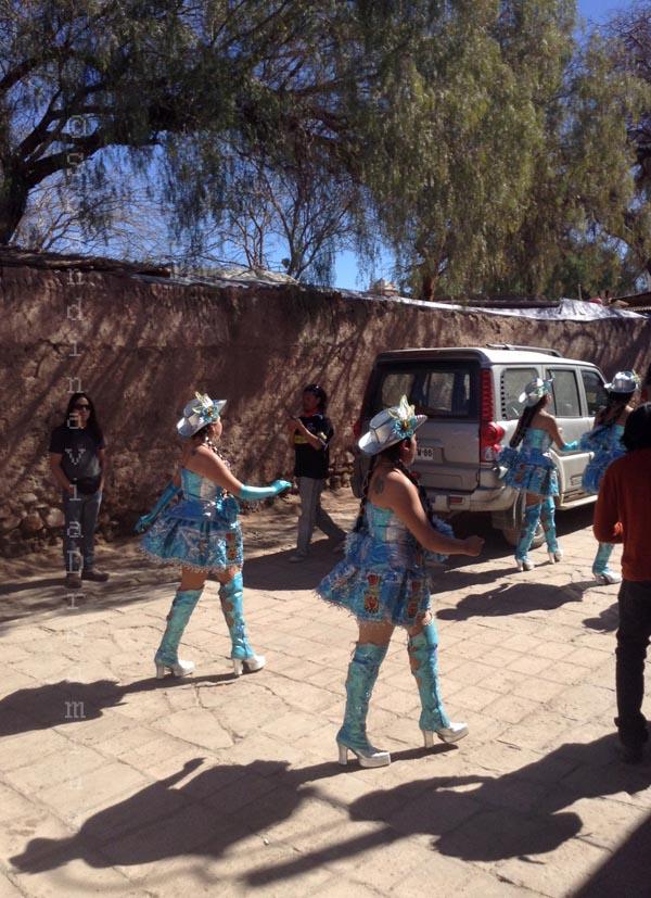 Parade de la fête nationale à San Pedro