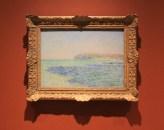 Section peinture française de la Glyptotek, Monet