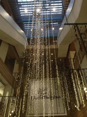 Hall d'entrée d'Illum Bolighus à Copenhague