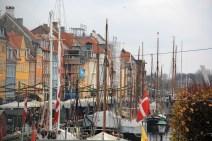 Marché de Noël à Nyhavn
