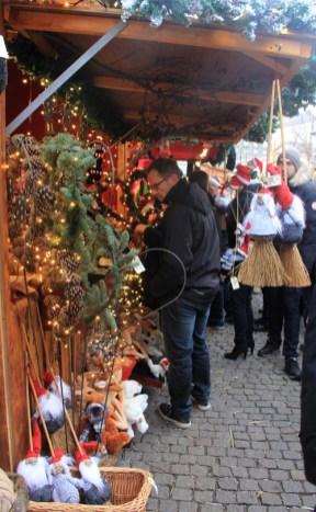 Marché de Noël allemand