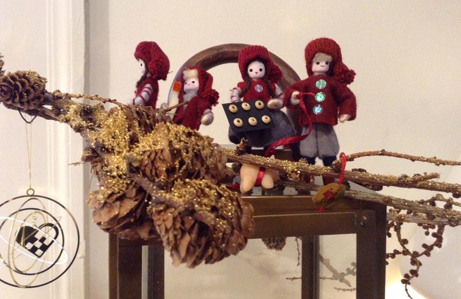 Sujets de Noël de chez Royal Copenhagen