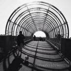 Amager Ost - Pont sur la voie de métro