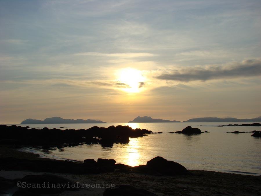 Balade sur la côte de Vigo