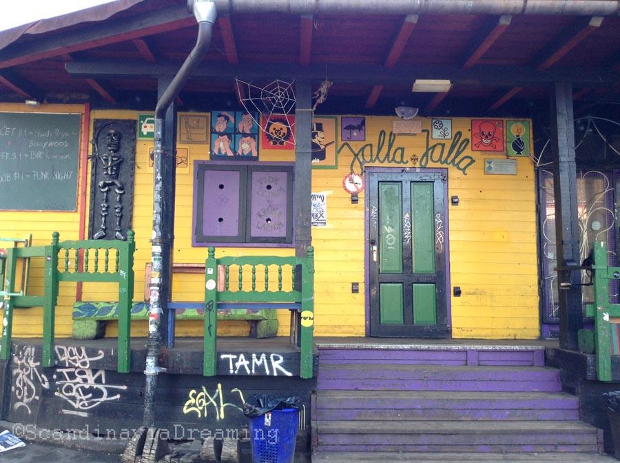 Bar du Christiania slovène