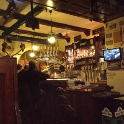 Au restaurant traditionnel autrichien