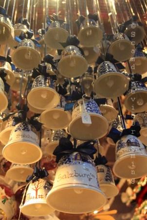 Décorations de Noël typiques de Salzburg