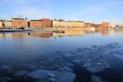 Les quais d'Helsinki