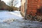Vélo à Suomenlinna