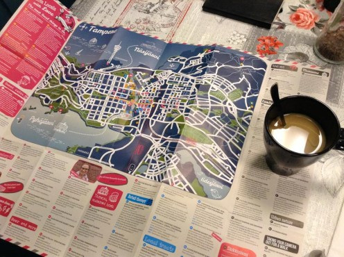 Carte de Tampere