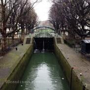 Canal Saint Martin Paris 10