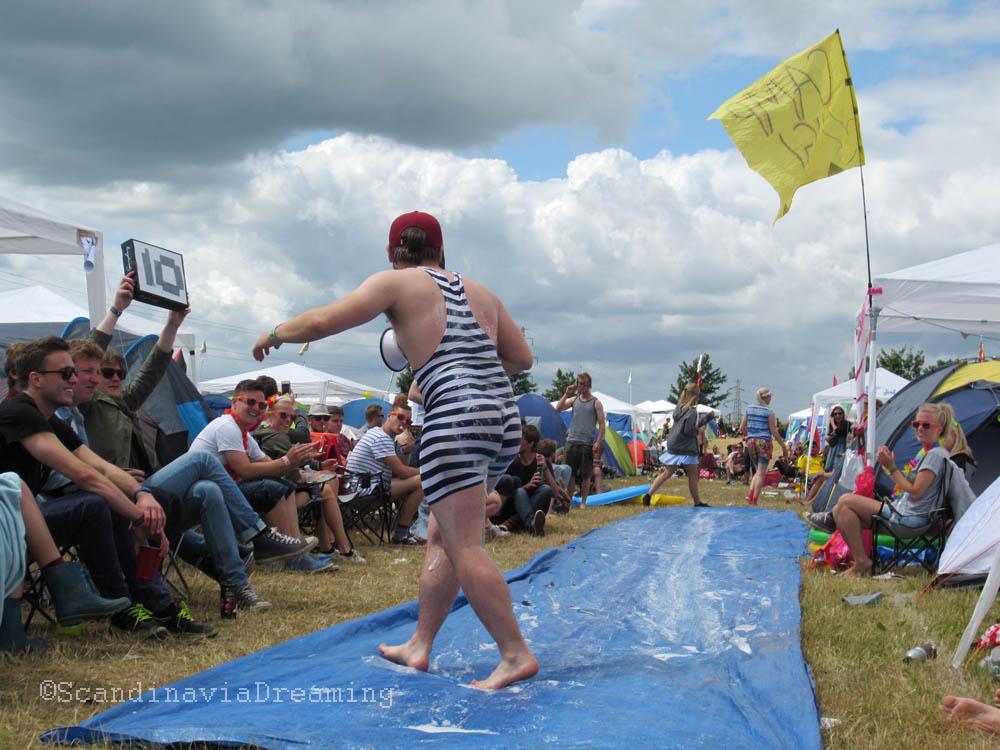 Festival de Roskilde au Danemark