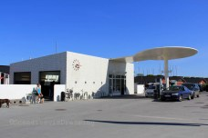 Arne Jacobsens Texaco gasstation