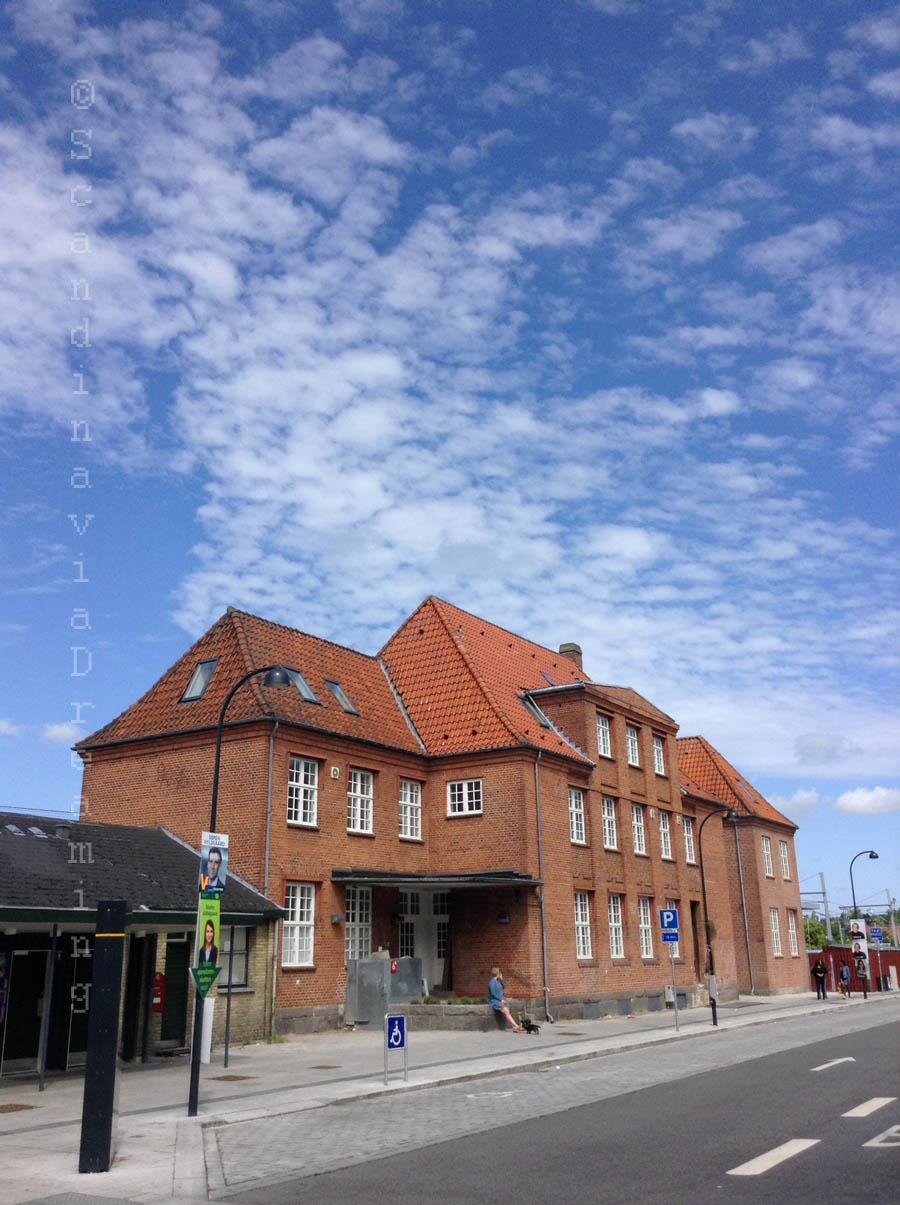 Gare de Holte