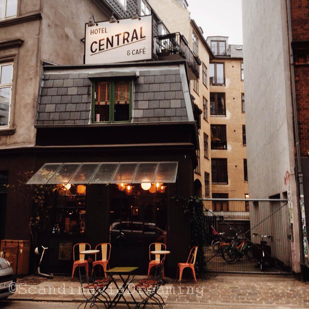 Hotel Central Copenhague