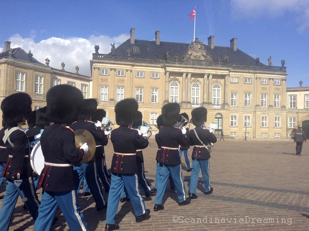 Garde riyale danoise