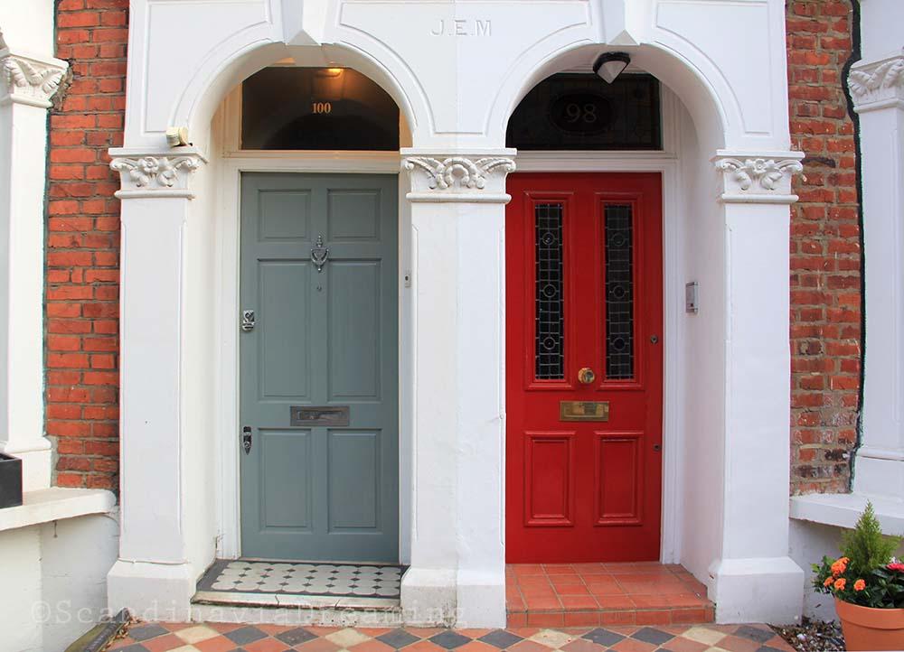 La maison de Jem à Londres Nord