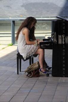 Piano libre service