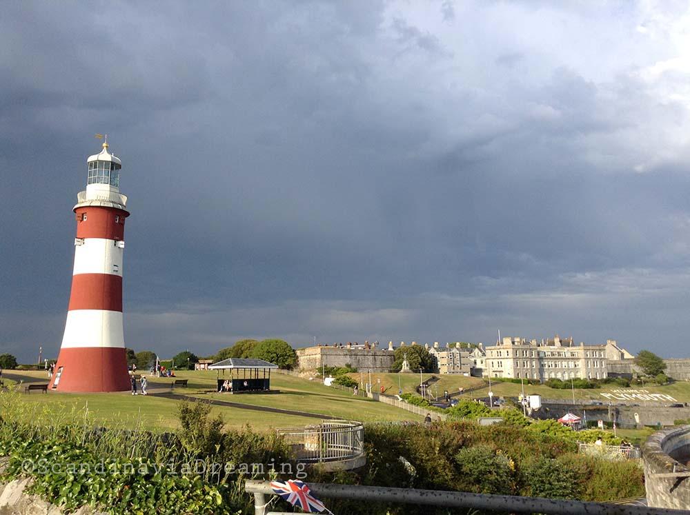 Plymouth esplanade
