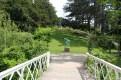 Pont au jardin botanique de Copenhague