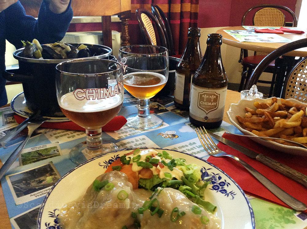 Brasserie Le Relais à Chimay