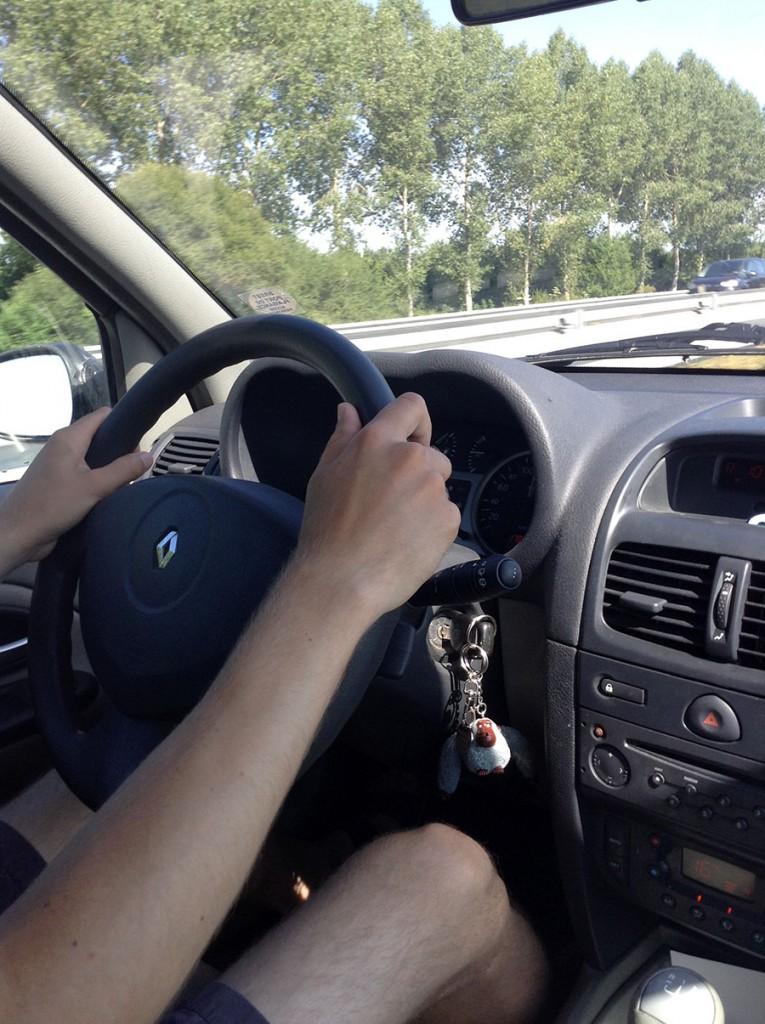 En voiture Simone