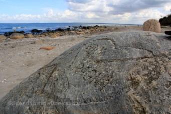 Graver son amour dans la roche