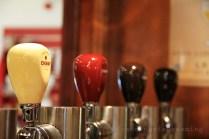 Les différentes bières de Chimay en pression