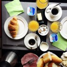 Petit-déjeuner au Grand rêve