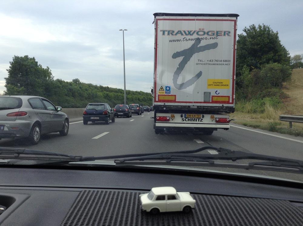 Les routes belges