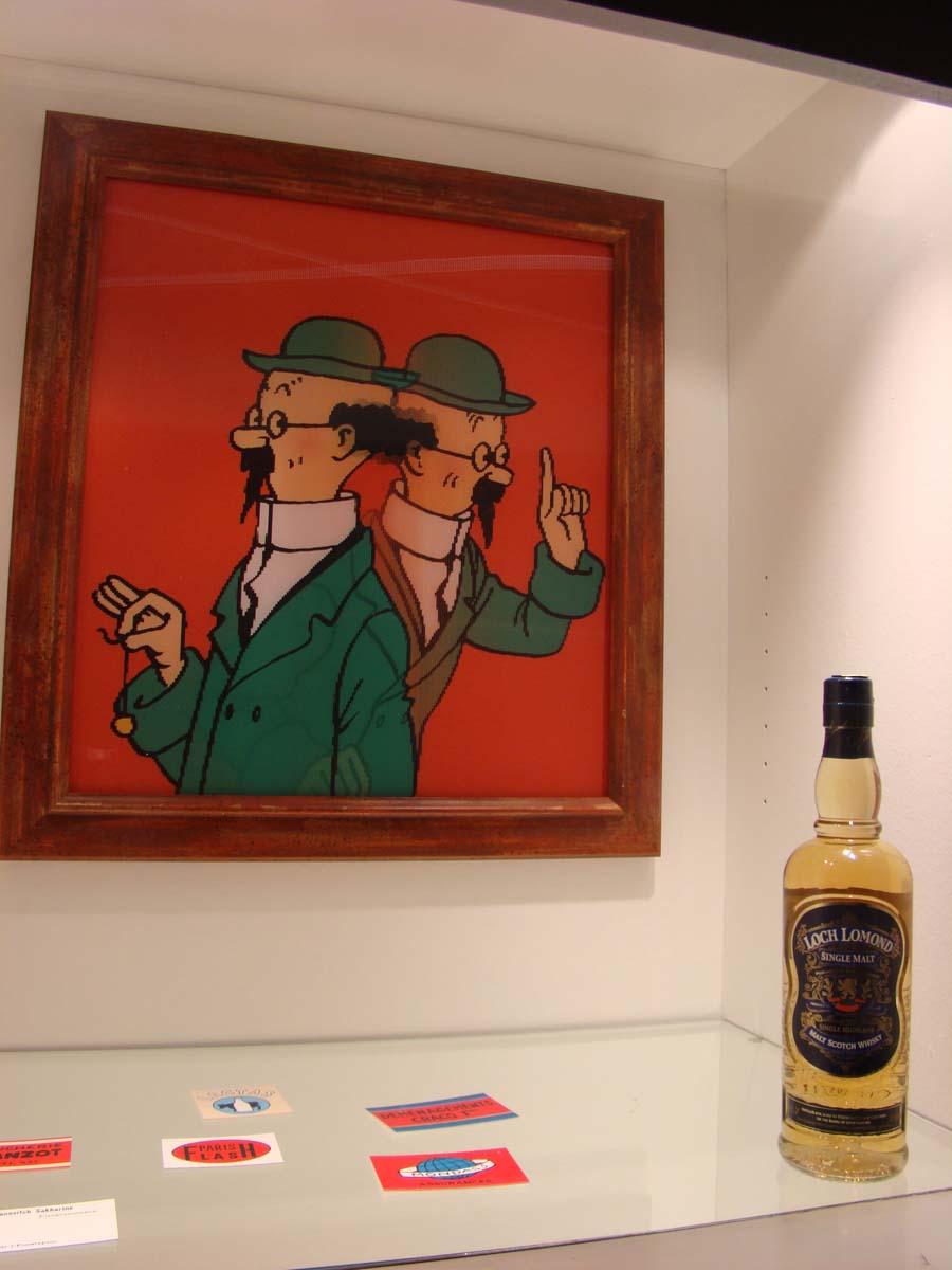 Quel album de Tintin