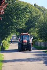 Tracteur de Ven