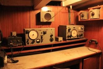 Salle radio