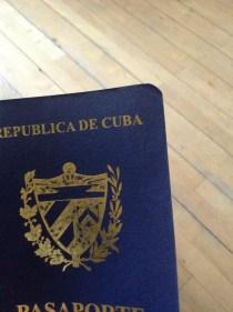 passeport Cuba