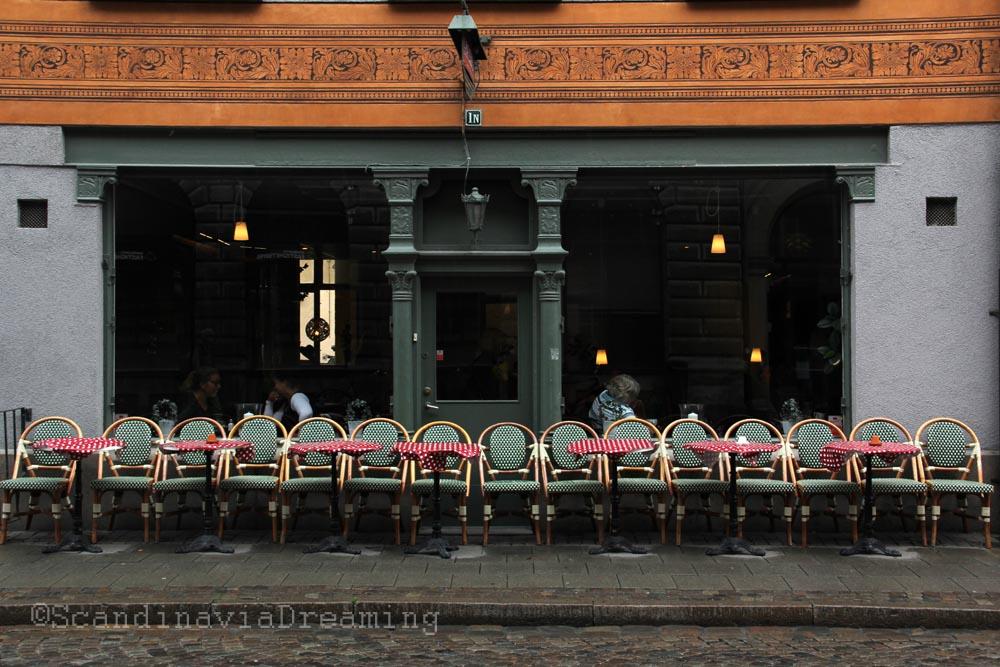 Café de Lund à l'ouverture