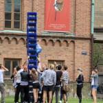 Jeu d'intégration étudiante en Suède