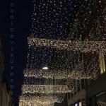 Christmas lights Copenhagen