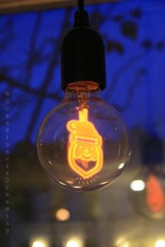 Ampoule de Noël