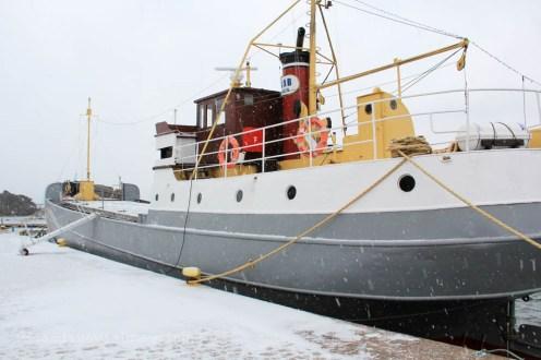 Bateau de Kalmar