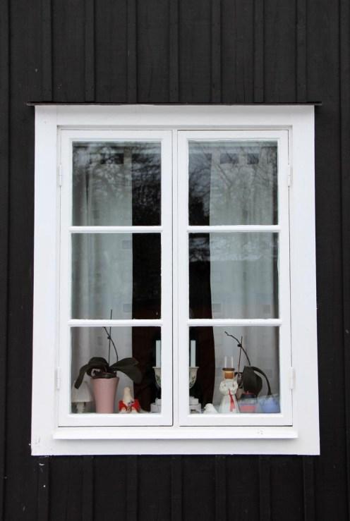 Fenêtre de Gamla Stan Kalmar