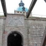 Pont levis du château de Kalmar