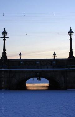 Pont de la reine Louise