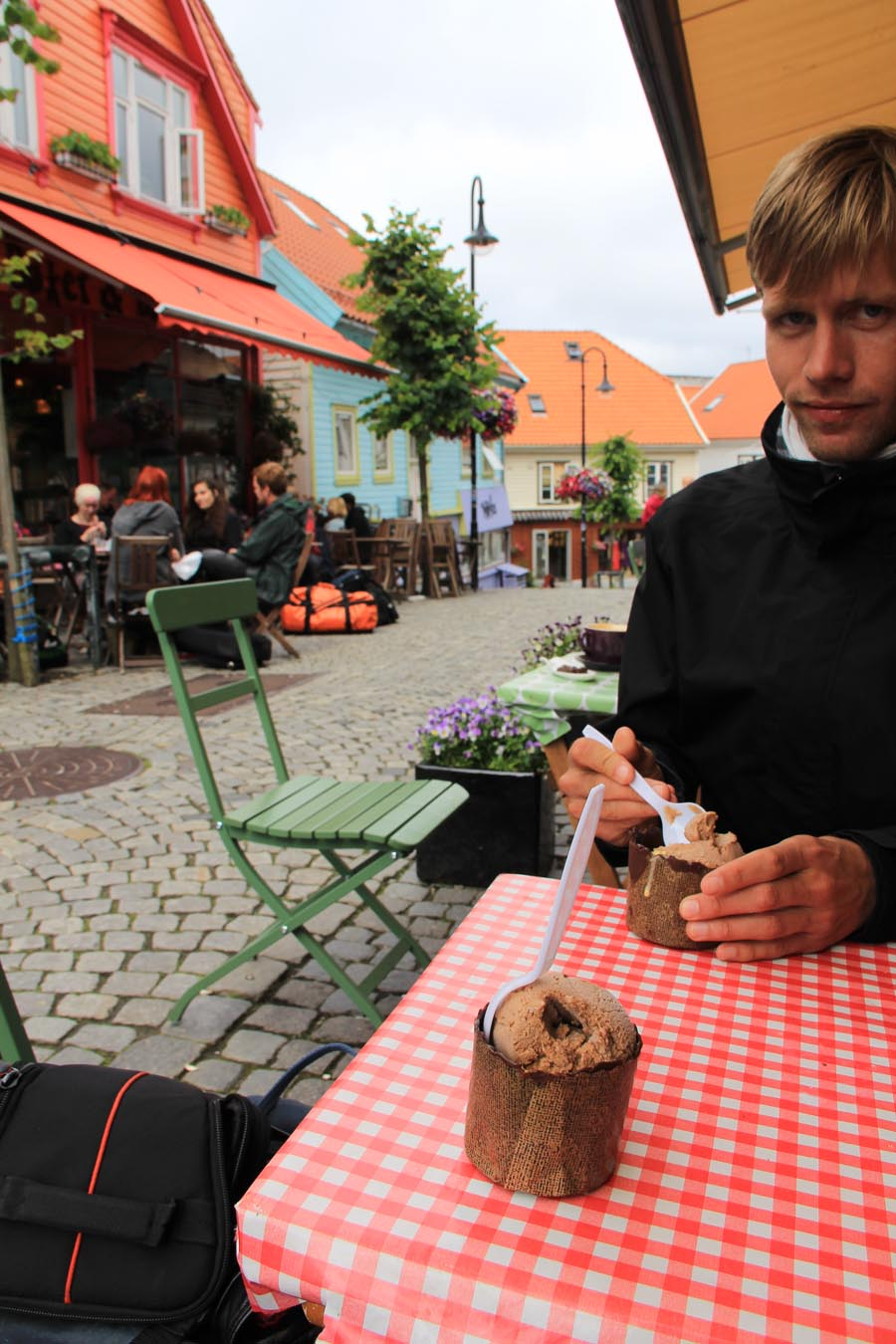 Glace de Stavanger