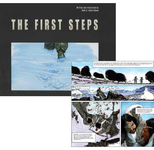 inuit graphic novel